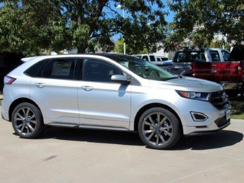 Southwest Ford Weatherford >> 2016 Ford Edge Sport for sale, Weatherford TX, 2.7 L 6 Cylinder,Ingot Silver Metallic - www ...