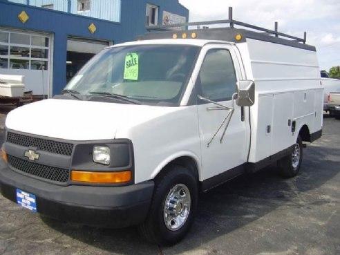 Cutaway Vans For Sale In Wisconsin