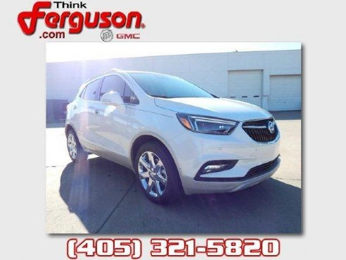 2017 buick encore premium for sale norman ok 1 4 4 cylinder gp5 white frost tricoat www. Black Bedroom Furniture Sets. Home Design Ideas