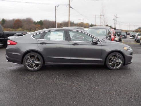 2017 Ford Fusion Sport Magnetic Portsmouth Nh