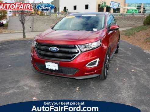 Ford Edge Sport Red Manchester Nh