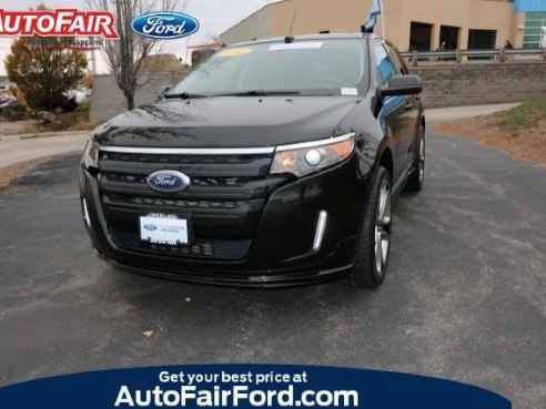 Ford Edge Sport Black Manchester Nh