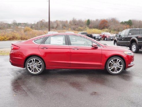 2017 ford fusion titanium for sale portsmouth nh 2 0 l 4 cylinder ruby red metallic tinted. Black Bedroom Furniture Sets. Home Design Ideas