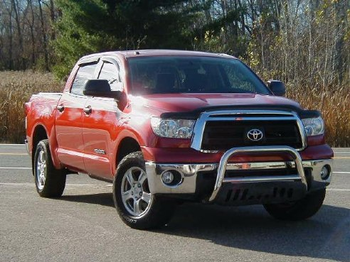 2011 toyota tundra srs 4wd for sale stillwater mn 4 6l v8 cylinder red. Black Bedroom Furniture Sets. Home Design Ideas