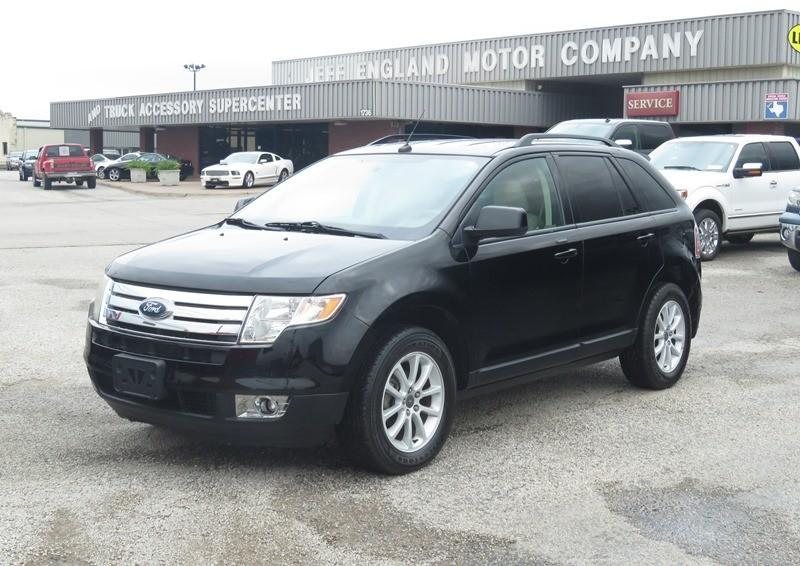 2007 Ford Edge Fwd 4dr Sel For Sale Cleburne Tx 3 5l 265