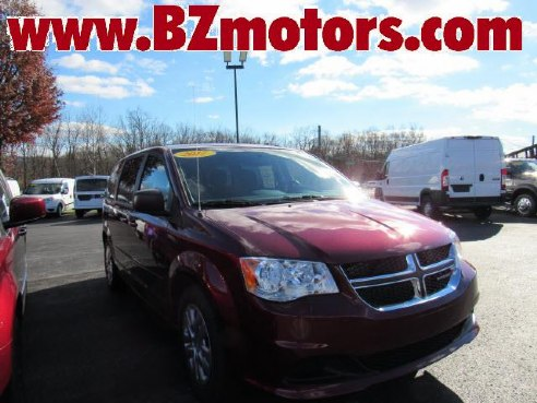 2017 Dodge Grand Caravan Se For Sale Lewisburg Pa 3 6 6