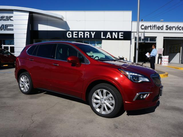 Gerry Lane Gmc >> 2017 Buick Envision Premium I AWD for sale, Baton Rouge LA, 2.0L I4 Turbo Cylinder,Chili Red ...