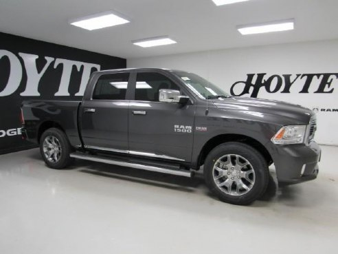 2017 ram 1500 4x4 crew cab limited gray for sale sherman. Black Bedroom Furniture Sets. Home Design Ideas