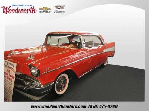 1957 Chevrolet Bel Air For Sale Andover Ma 283 0 8