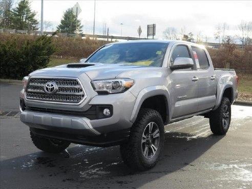 2017 Toyota Tacoma For Sale Asheville Nc 3 5 L 6