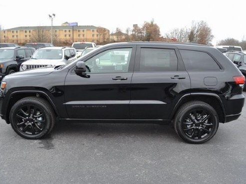 2017 jeep grand cherokee altitude for sale asheville nc 3 6l v6 24v vvt 6 cylinder black www. Black Bedroom Furniture Sets. Home Design Ideas