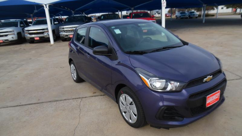2017 Chevrolet Spark for sale Burleson TX 1 4L I 4
