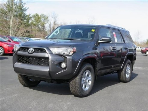 2016 Toyota 4runner For Sale Asheville Nc 4 0 L 6