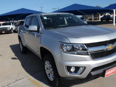 2017 Chevrolet Colorado For Sale Burleson Tx 2 8l I 4