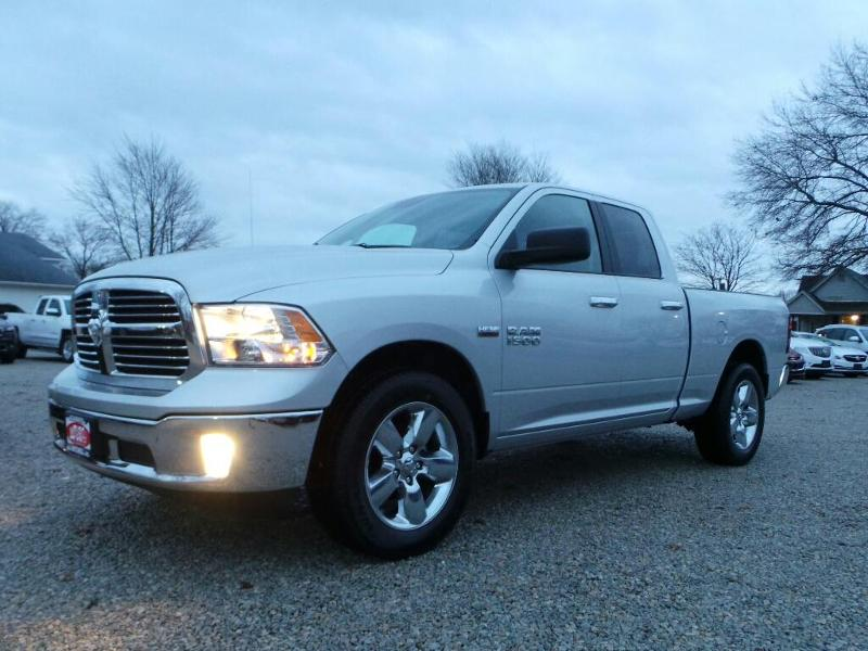 2016 ram ram pickup 1500 big horn for sale casey il 5 7. Black Bedroom Furniture Sets. Home Design Ideas