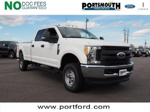 2017 Ford F 250 Xl Oxford White Portsmouth Nh