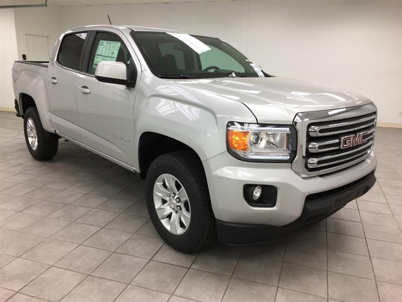 2017 gmc canyon sle1 for sale oklahoma city ok v6 6 cylinder silver. Black Bedroom Furniture Sets. Home Design Ideas