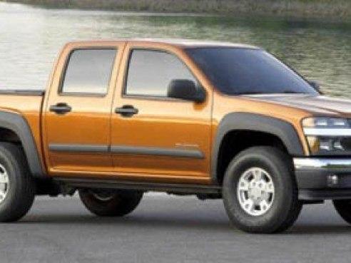 2005 Chevrolet Colorado For Sale Danville Pa 35l 5 Cylinder
