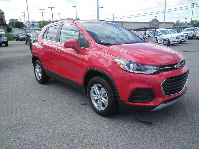 2017 Chevrolet Trax Awd 4dr Lt For Sale Somerset Ky 14l 4 Cyls