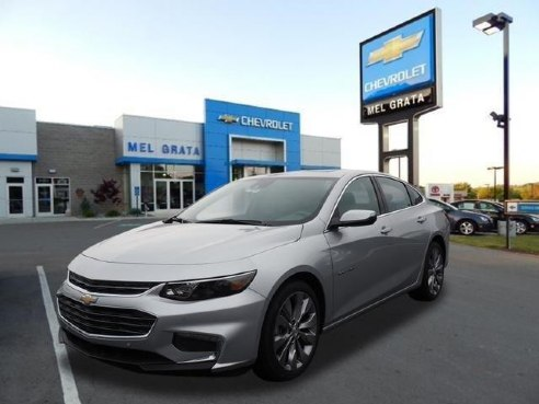 2017 Chevrolet Malibu Premier for sale Hermitage PA 2 0L