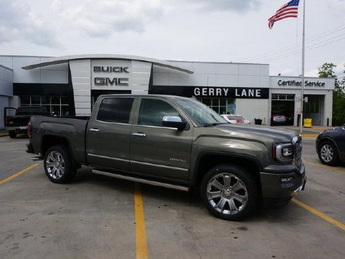 2017 Gmc Sierra 1500 Denali 4wd 143wb For Sale Baton