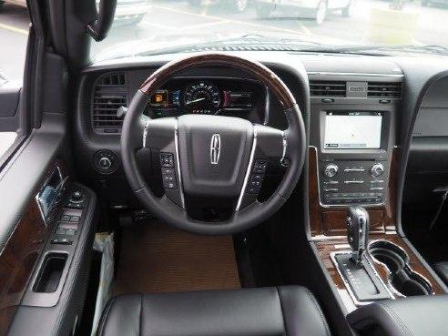 2017 Lincoln Navigator L Select Magnetic Gray Metallic Portsmouth Nh