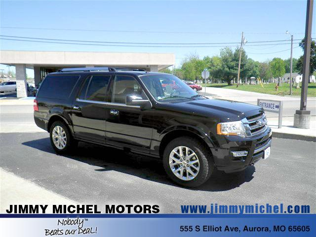 2017 ford expedition el limited for sale aurora mo 3 5l for Jimmy michel motors aurora mo