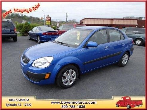 2008 kia rio lx for sale ephrata pa cylinder blue www for Boyer motor co ephrata pa