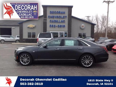 2017 cadillac ct6 premium luxury awd for sale decorah ia. Black Bedroom Furniture Sets. Home Design Ideas