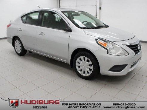 2015 nissan versa 1 6 sv for sale oklahoma city ok 1 6l. Black Bedroom Furniture Sets. Home Design Ideas