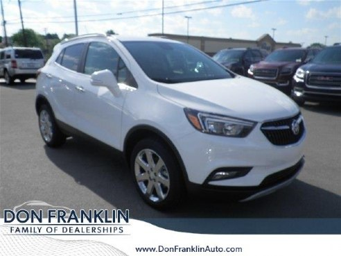 2017 buick encore awd 4dr preferred ii for sale somerset ky 1 4l 4 cyls cylinder summit white. Black Bedroom Furniture Sets. Home Design Ideas
