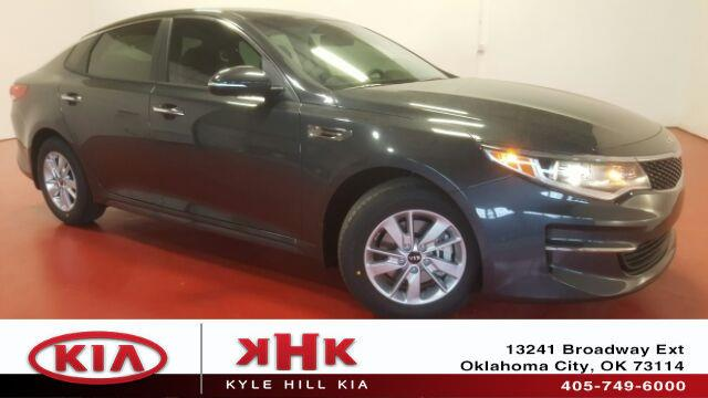 2017 Kia Optima Lx For Sale Oklahoma City Ok 2 4l 4 Cyls