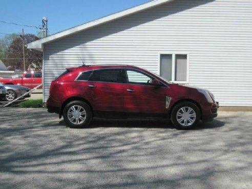 2013 cadillac srx luxury collection 4dr suv for sale for Grabb motors shelbyville il