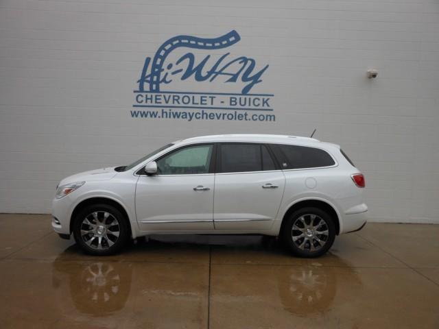 2017 Buick Enclave Premium For Sale Rock Valley Ia 3 6l