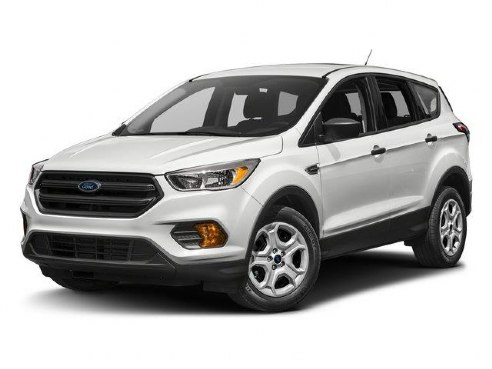 2017 Ford Escape S Ingot Silver Metallic Portsmouth Nh