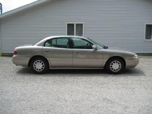 2004 buick lesabre custom 4dr sedan for sale shelbyville. Black Bedroom Furniture Sets. Home Design Ideas
