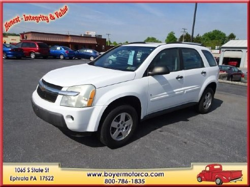 2006 chevrolet equinox ls for sale ephrata pa cylinder for Boyer motor co ephrata pa