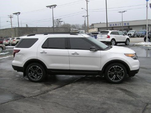 2014 ford explorer sport for sale manitowoc wi twin turbo premium unleaded v 6 3 5 l 213 6. Black Bedroom Furniture Sets. Home Design Ideas
