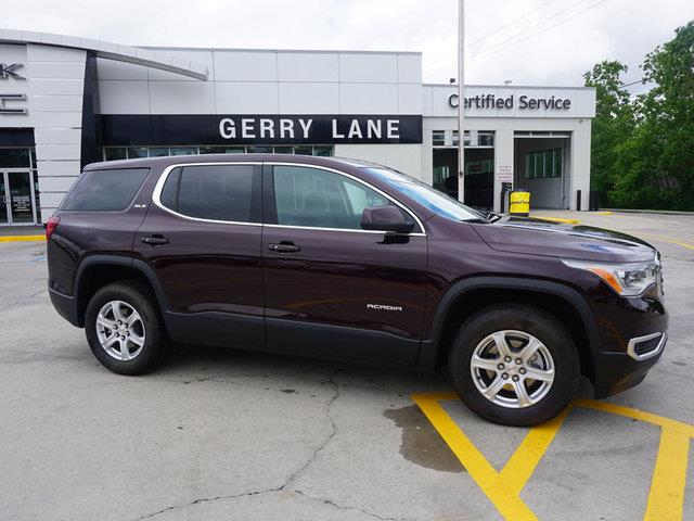 Gerry Lane Buick Gmc >> 2017 GMC Acadia SLE FWD for sale, Baton Rouge LA, 2.5L I4 ...