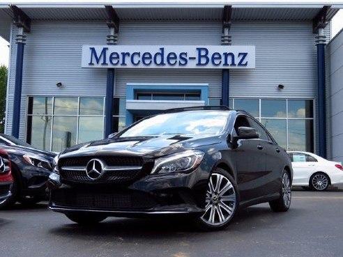 2018 mercedes benz cla class cla250 for sale springfield for Mercedes benz springfield missouri