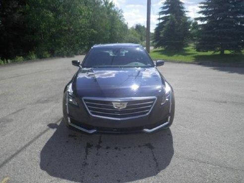 2016 Cadillac CT6 Luxury AWD – $51,995