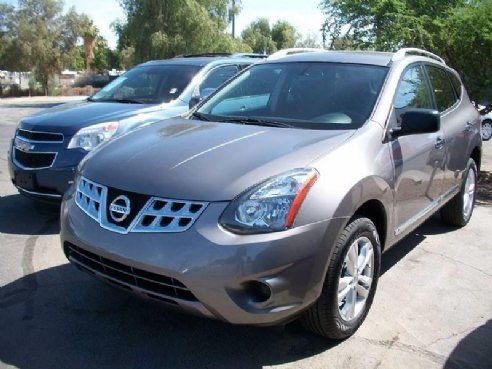 2015 nissan rogue select s 4dr crossover for sale yuma az 2 5l i4 2 5l i4 cylinder gray www. Black Bedroom Furniture Sets. Home Design Ideas