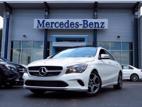 2018 mercedes benz cla cla 250 for sale springfield mo 2 for Mercedes benz springfield missouri