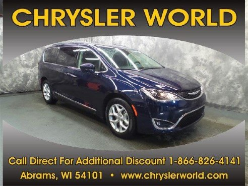 2017 chrysler pacifica for sale abrams wi 3 6 l cylinder. Cars Review. Best American Auto & Cars Review