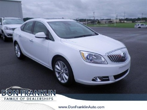 2017 Buick Verano 4dr Sdn Leather Group For Sale Somerset Ky 2 4l