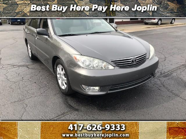 2005 toyota camry le for sale joplin mo 0 cylinder charcoal id. Black Bedroom Furniture Sets. Home Design Ideas