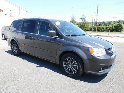 2017 Dodge Grand Caravan Sxt For Sale Oswego Ny 3 6l V 6