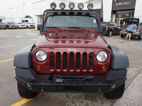 2010 jeep wrangler rubicon 4wd for sale baton rouge la 3 8l v6 cylinder red rock crystal pearl. Black Bedroom Furniture Sets. Home Design Ideas