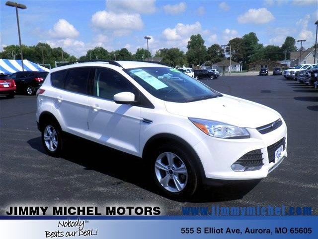 2016 ford escape se for sale aurora mo 1 6l 4 cyls for Jimmy michel motors aurora mo