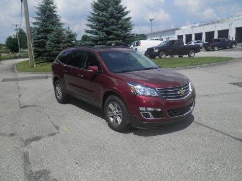 Kenny Ross Chevrolet >> 2017 Chevrolet Traverse LT for sale, Somerset PA, 3.6L V6 ...